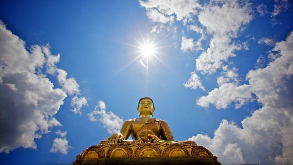 Có phải Đức Phật là Thượng đế?