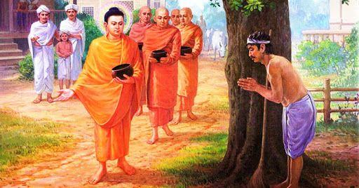 Người Phật tử có cố gắng chia sẻ giáo lý với người khác không?